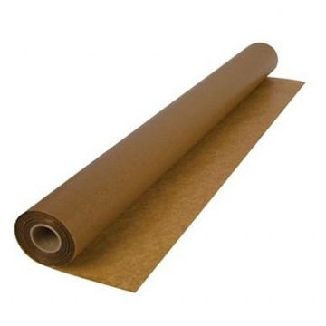 Waxed Kraft Paper 55gsm<br>Size: 900mm x 100m<br>Pack of 1